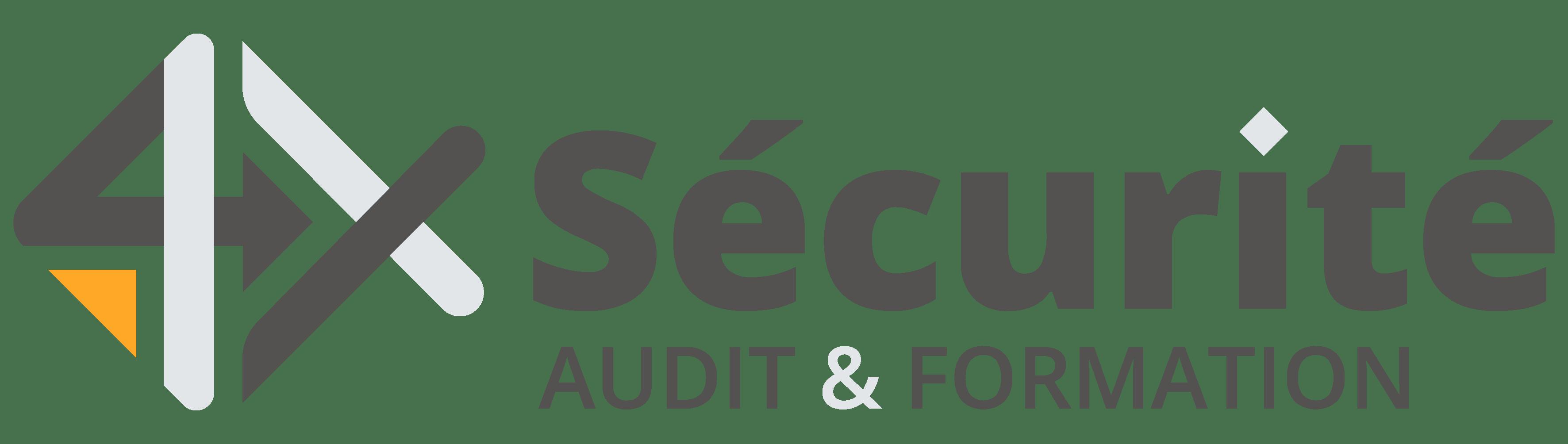 4xSecurite logo clair horizontal baseline gris